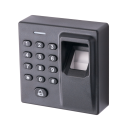 Controler Biometric Cu Cartela Si Keypad F6